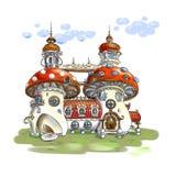 Fairy дома Стоковые Фото