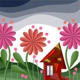 fairy дом Стоковые Фото
