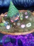 Fairy дом Стоковые Изображения RF