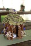 fairy дом Стоковое Изображение
