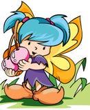 fairy плодоовощ Стоковая Фотография RF