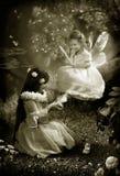 fairy потребность обувает малое почему Стоковая Фотография