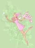 fairy пуща Стоковое Изображение RF