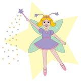 Fairy ребенок Стоковые Изображения RF