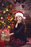 Fairy рождество Стоковое фото RF