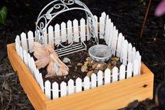 Fairy сад стоковая фотография