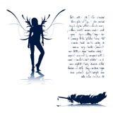 fairy сексуальная женщина Стоковая Фотография RF