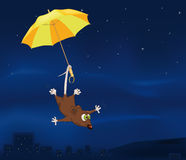 fairy сказ мыши иллюстрация штока
