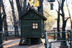 fairy сказ дома Стоковая Фотография