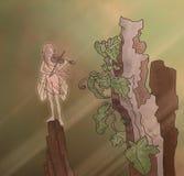 fairy тоска Стоковое Фото