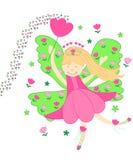 fairy тюльпаны Стоковые Фото