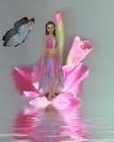 fairy цветок Стоковые Изображения