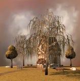 fairy дворец Стоковые Фотографии RF