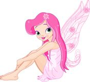 fairy детеныши Стоковое фото RF