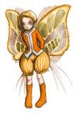 Fairy illustrazione vettoriale