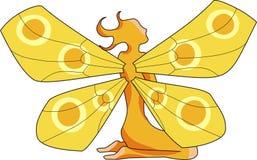 Fairy 2 di Sun Immagini Stock Libere da Diritti