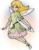 Fairy vector illustration