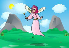 Fairy Stock Photo