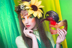 Fairy. Royalty Free Stock Images