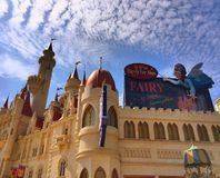 fairy Stock Afbeelding