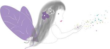 fairy Fotografia de Stock Royalty Free