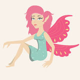 fairy Vector Illustratie