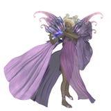 Fairy Addiena on White Royalty Free Stock Photo