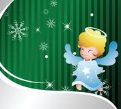 Fairy angel Stock Photography