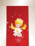 Fairy angel Royalty Free Stock Images