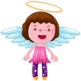 Fairy angle Stock Image
