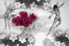 Fairy Art Royalty Free Stock Photography