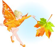 Fairy Autumn Stock Photography