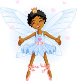 Fairy azul pequeno Imagem de Stock Royalty Free