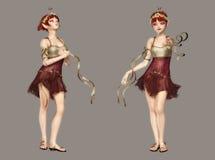 Fairy bonito Fotos de Stock Royalty Free