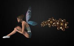 Fairy bundle Royalty Free Stock Image
