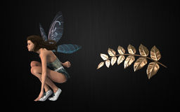 Fairy bundle Royalty Free Stock Images
