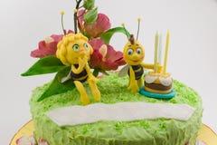 Fairy cake Royalty Free Stock Photo