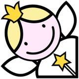 Fairy cartoon Royalty Free Stock Photography