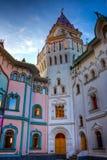 Fairy castle Stock Photo