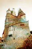 Fairy castle Royalty Free Stock Photos