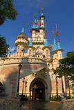 Fairy Castle Lotte World Seoul Stock Image