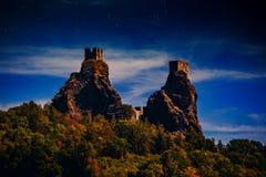 Fairy castles Stock Photos