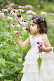 Fairy child Stock Photos
