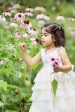 Fairy child stock photos