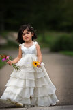 Fairy child Royalty Free Stock Photo