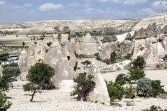 Fairy Chimney Cappadocia Royalty Free Stock Photos