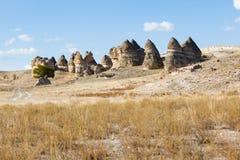 Fairy chimneys Stock Photos