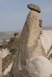 Fairy chimneys and balancing rocks Stock Photography