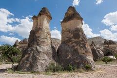 Fairy Chimneys Cappadocia Royalty Free Stock Photos
