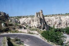 Fairy Chimneys Cappadocia Stock Photo
